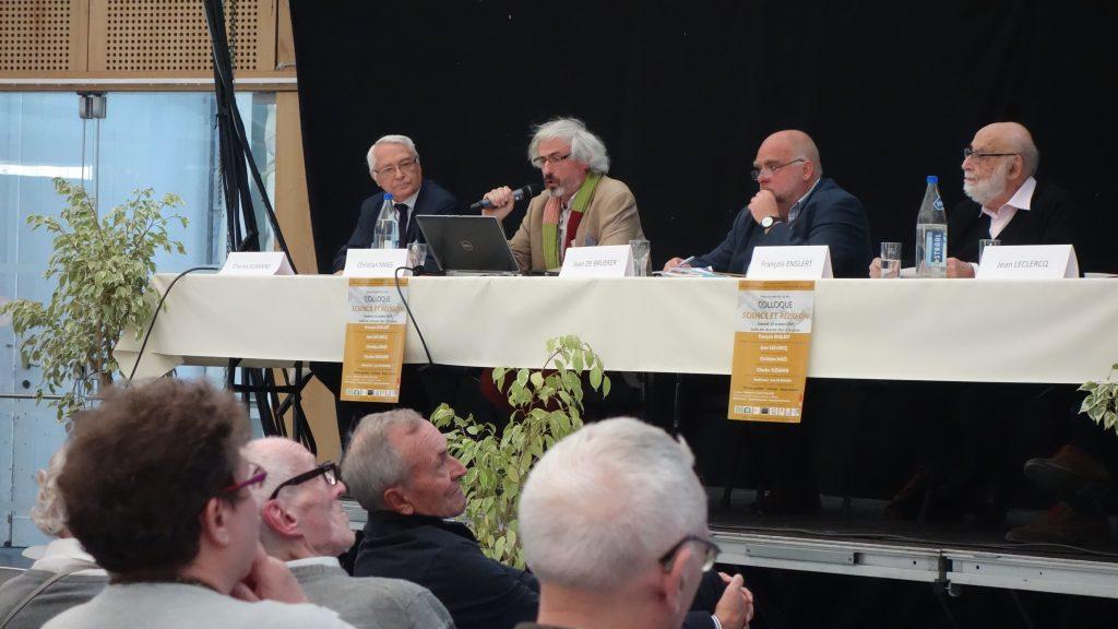Laïcité Belgique - Centre Laïque Enghien-Silly - Science et religion